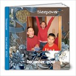 Sleepover 2010 - 8x8 Photo Book (20 pages)