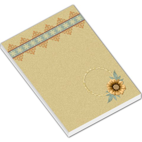 Quilted Memo Pad 3 By Lisa Minor   Large Memo Pads   6er9m8mqfqwy   Www Artscow Com