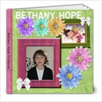 8x8 Bethany - 8x8 Photo Book (20 pages)