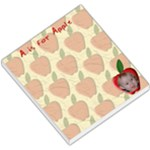 Red Apple Small Memo Pad - Small Memo Pads