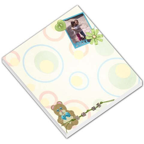 Memo By Angelina   Small Memo Pads   85h5xu8a71ab   Www Artscow Com