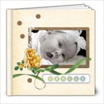 Family Book 8x8 20 pg - 8x8 Photo Book (20 pages)