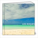 LOS ROQUES - 8x8 Photo Book (39 pages)