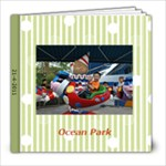 ocean park1 - 8x8 Photo Book (20 pages)