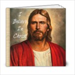 I beleive in Christ (2) - 6x6 Photo Book (20 pages)