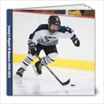 Squirt B Hockey  - 8x8 Photo Book (20 pages)