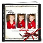 Carter-3 - 12x12 Photo Book (100 pages)