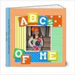 abc of me - 6x6 Photo Book (20 pages)