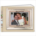 Gerry wedding - 9x7 Photo Book (20 pages)