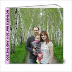MOTHER S DAY - 6x6 Photo Book (20 pages)