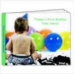 cake smash - 9x7 Photo Book (20 pages)