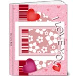 love book - 9x12 Deluxe Photo Book (20 pages)