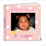 erin s book - 6x6 Photo Book (20 pages)
