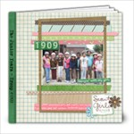 Junior Yearbook - 8x8 Photo Book (20 pages)