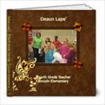 deaun s book - 8x8 Photo Book (30 pages)