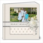 Candi & Deric s Wedding - 8x8 Photo Book (20 pages)