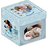 Baby boy Storage Photo Stool - Storage Stool 12