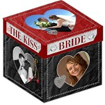 Wedding Storage Photo Stool - Storage Stool 12