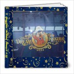 Disney Dream Cruise book 2 - 8x8 Photo Book (20 pages)