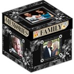 Family & Friends 12  Photo Storage Stool - Storage Stool 12