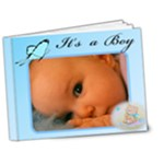 My Baby boy Brag book 7x5(20) Deluxe - 7x5 Deluxe Photo Book (20 pages)
