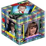 Crayon Storage Box - Storage Stool 12