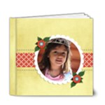 6x6 DELUXE -20 pages FOR GIRLS - 6x6 Deluxe Photo Book (20 pages)