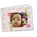 7x5- DELUXE- BABY brag book - 7x5 Deluxe Photo Book (20 pages)