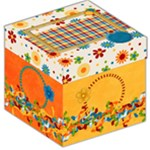 Celebrate May Storage Box 1 - Storage Stool 12