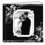 Black & White Any Occasion 8x8 Deluxe 20 pg Photo Book - 8x8 Deluxe Photo Book (20 pages)