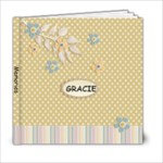 Gracie - 6x6 Photo Book (20 pages)