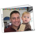 Daddy s Book - 7x5 Deluxe Photo Book (20 pages)