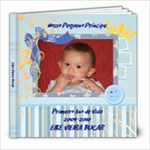 Eike Primeiro Ano - 8x8 Photo Book (20 pages)