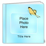 Spring Breeze General purpose 8x8 Deluxe Photo book(20 Pages) - 8x8 Deluxe Photo Book (20 pages)