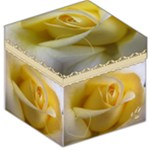 Yellow Rose  Storage box Stool - Storage Stool 12