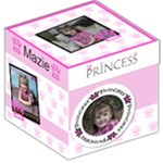 Princess Storage Box - Storage Stool 12