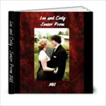Lee and Cody 2011 Jr Prom - 6x6 Photo Book (20 pages)