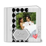 our wedding - 6x6 Deluxe Photo Book (20 pages)