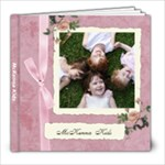 sisters 8x8 - 8x8 Photo Book (20 pages)