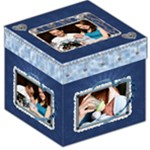 I Love My Family 12  Storage Stool - Storage Stool 12