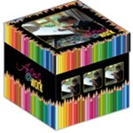 Art Box 12 inch storage stool - Storage Stool 12