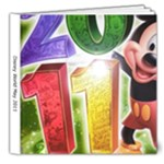 Disney2011 - 8x8 Deluxe Photo Book (20 pages)