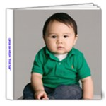 GG 1 yr - Deluxe - 8x8 Deluxe Photo Book (20 pages)
