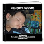 Mathieu s christening - 8x8 Deluxe Photo Book (20 pages)