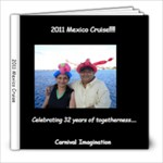 cruise - 8x8 Photo Book (20 pages)