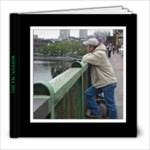 Boston Trip - 8x8 Photo Book (20 pages)