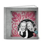 Summer time album 6x6 deluxe - 6x6 Deluxe Photo Book (20 pages)