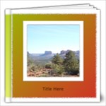 The pretty Picture Book (12x12) 20 pages - 12x12 Photo Book (20 pages)