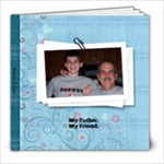 Kevin & Dad - 8x8 Photo Book (20 pages)