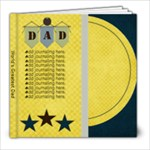 Dads Day 8x8 Photo Book - 8x8 Photo Book (20 pages)